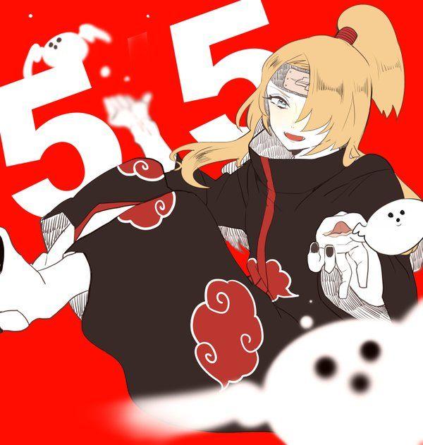 . on   Anime und Akatsuki