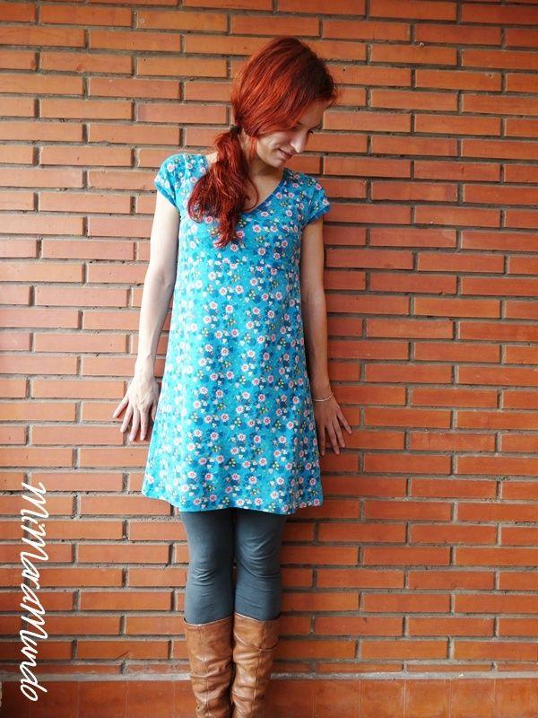 MiMaraMundo: Shirt oder Kleid by #allerlieblichst