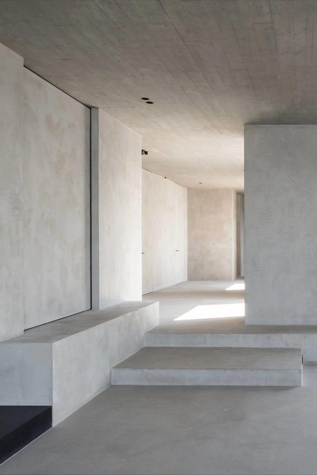 Photo 2 Of 8 In C Penthouse By Vincent Van Duysen Minimalism Interior Concrete Interiors Modern Interior Design