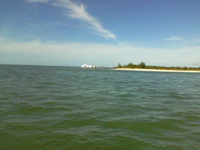 Cape Ramono off Marco Island, FL