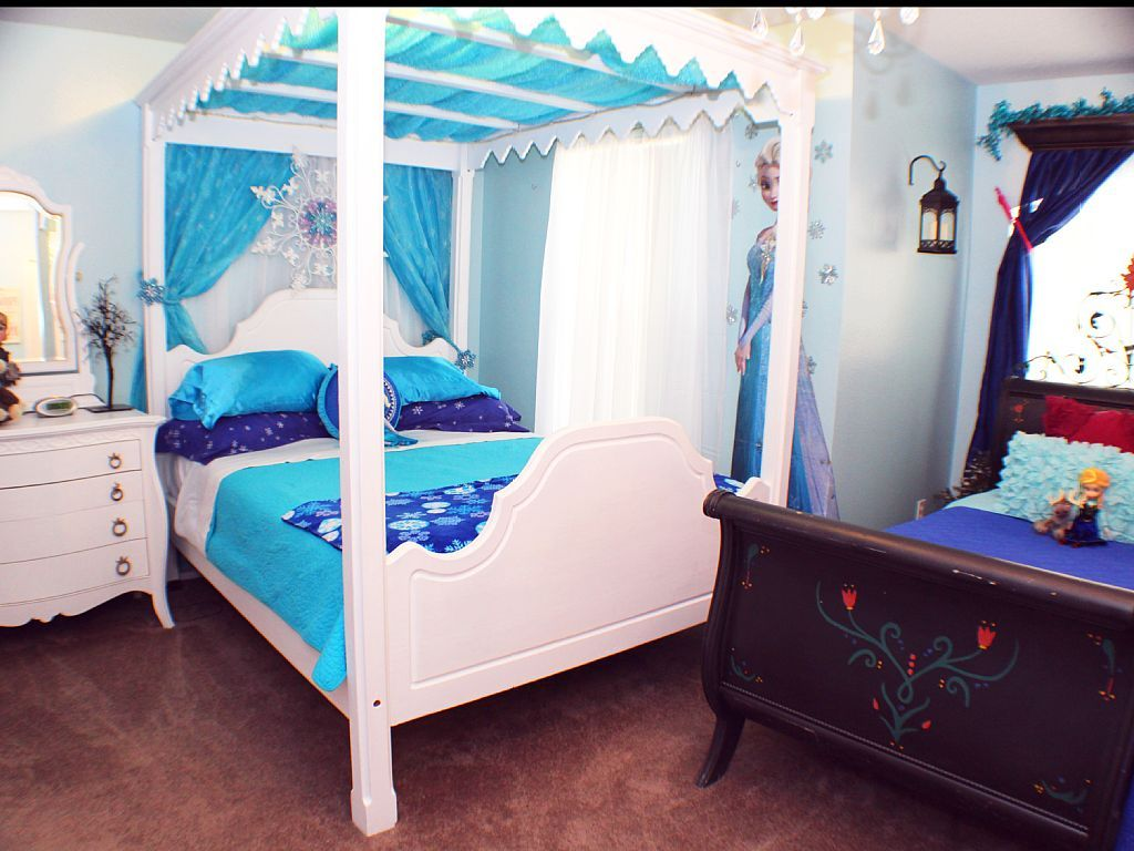 Pin On Frozen Kids Themed Room