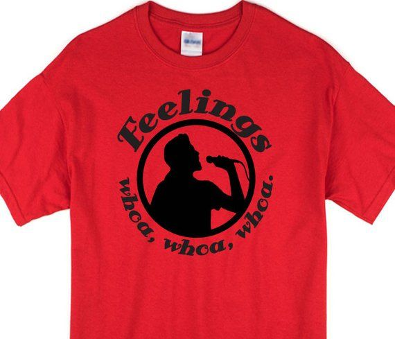 funny feelings inspired 1970s lounge singer tee makes a great gift for a singer or karaoke enthusiast