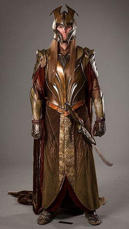 Hobbit Wood Elf Costume Wooden Thing