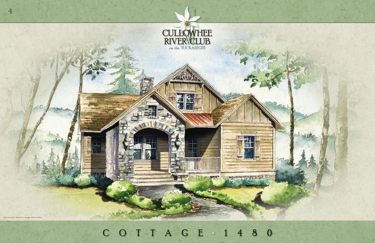Cullowhee River Club Home Plan Book V1 6 June 2015 House Plans Home Cullowhee