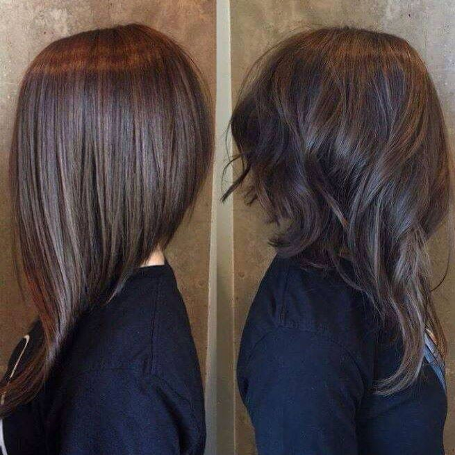 I Want This Long Aline Maybe In 10 Years When My Hair Grows Back