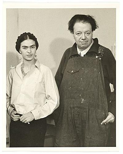 Citation Frida Kahlo And Diego Rivera Ca 1933 Unidentified