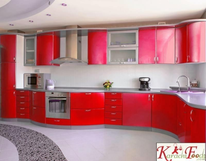 Kitchen Ideas In Pakistan Modern Kitchen Design Red Kitchen Cabinets New Kitchen Cabinets
