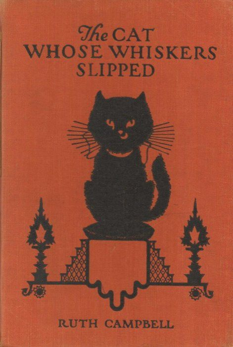 Great vintage children's book cover.