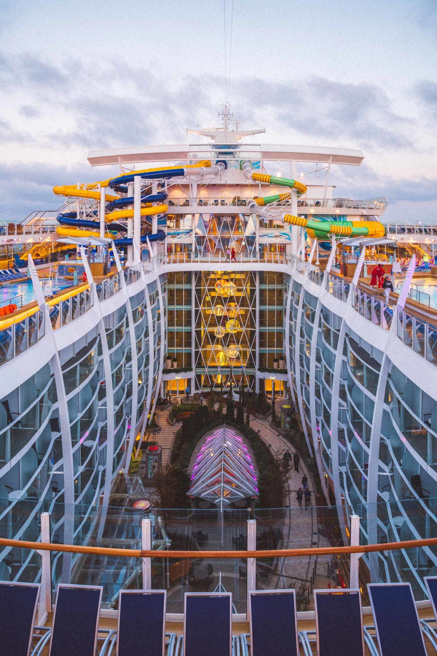 Maiden Voyage with Symphony of the Seas of Royal Caribbean