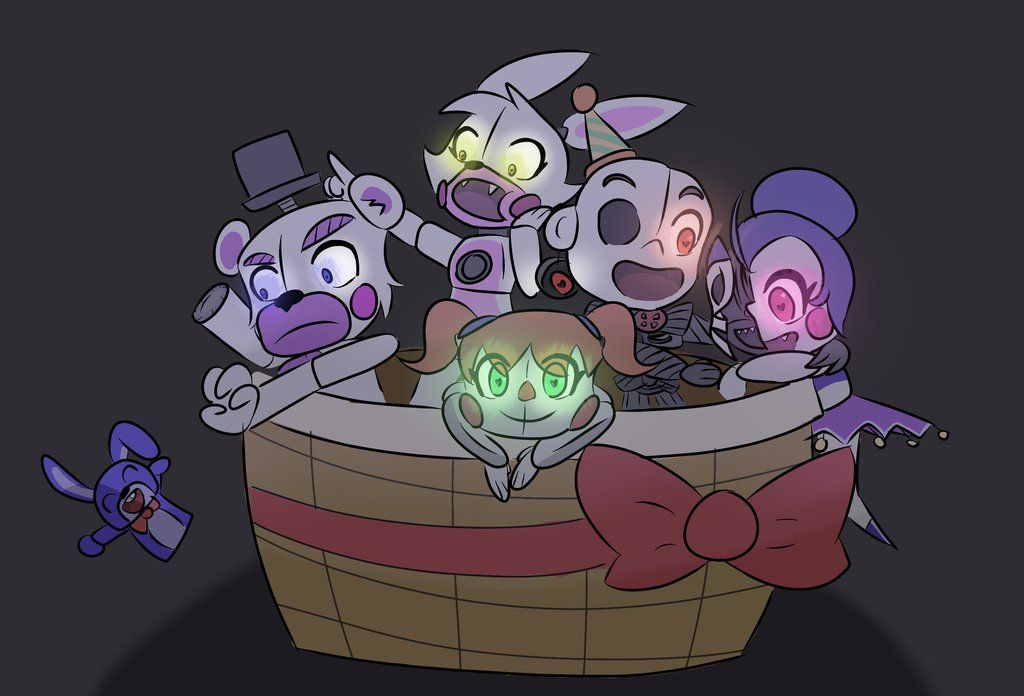 Pictures Of Ballora Cute: Exotic Animatronics By BubbleGummy4 On