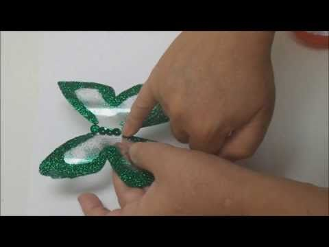 Recycled Crafts: a Plastic Bottle Butterfly - Recycled Bottles Crafts - YouTube - Crafts: a Plastic Bottle Butterfly - Recycled Bottles Crafts - YouTube -