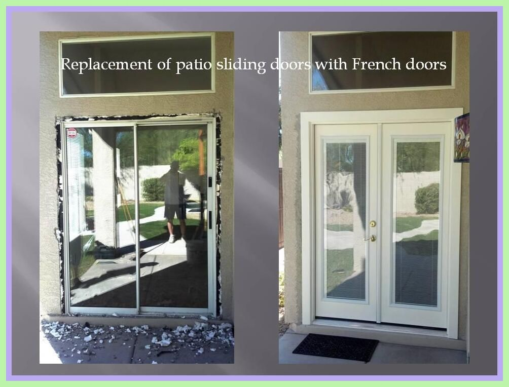 55 Reference Of Sliding Glass Door Blinds Replacement Parts In 2020 Installing French Doors Sliding Patio Doors French Doors