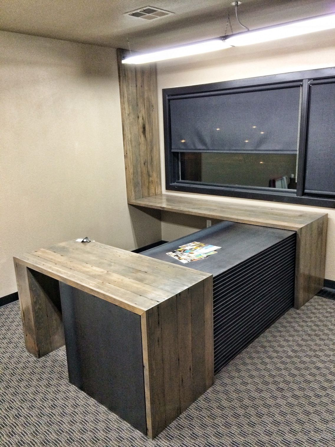 Custom office desk contemporary home office furniture check more at http www