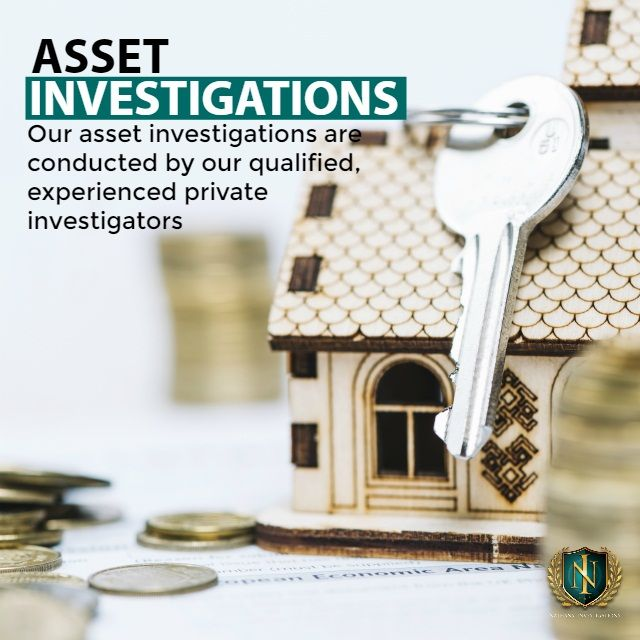 Asset Investigations May Include Background Checks