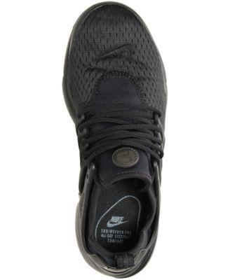 3b67ac589467 Nike Women s Air Presto Running Sneakers from Finish Line - Black 6 ...