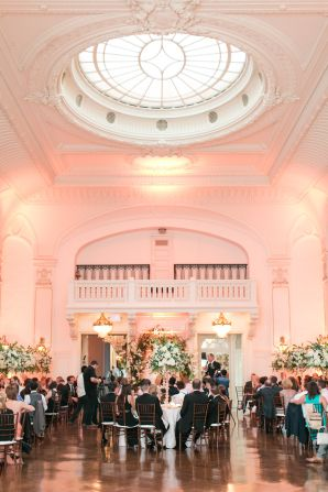Elegant Ballroom Wedding At Bourne Mansion