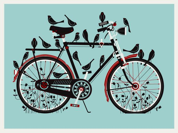 Robert Meth Bike Detail Movilidad Urbana Pinterest Bike Art