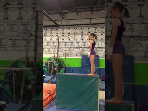 handstand drill for bars  youtube  gymnastics skills