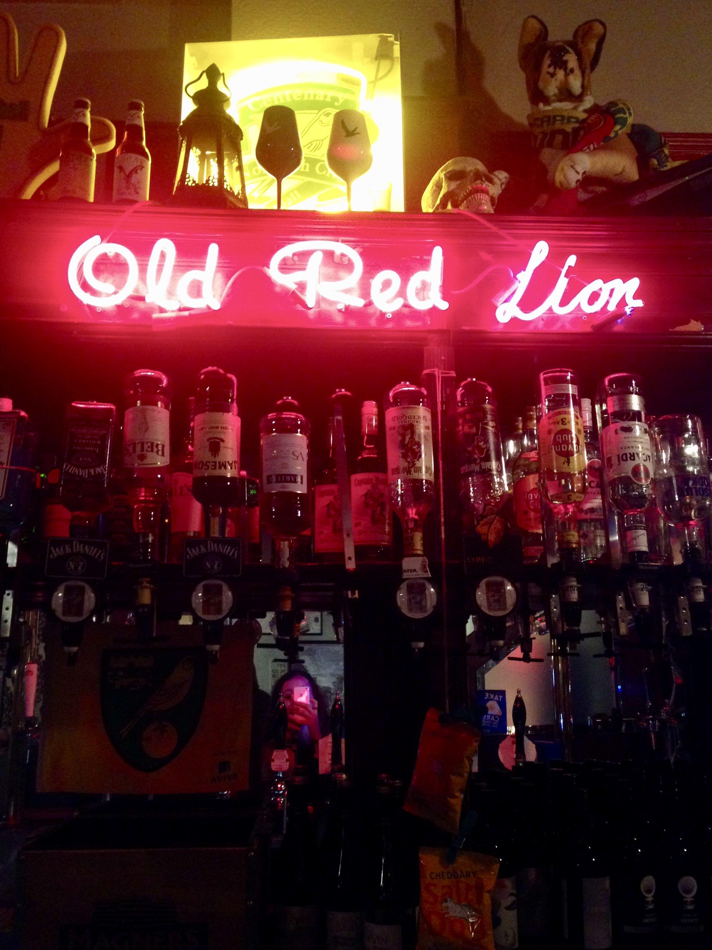 Old Red Lion Pub Angel London Apr 18 Red Lion Pub Pub Red