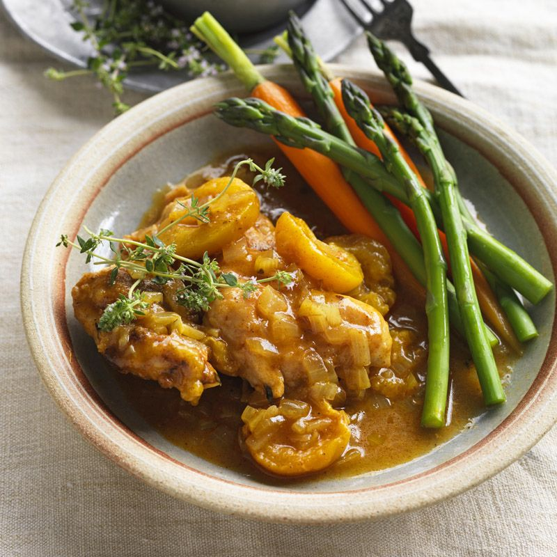 Apricot Chicken Recipe In 2018 Ww Recipes Recipes Healthy