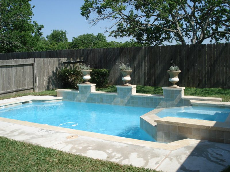 Houston Pool Builders Custom Pool Contractors Swimming Pools