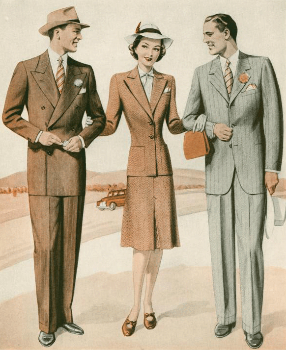 1950s mens fashion The 1950s was a defining era for fashion and this simple style guide will show you how to get the 1950s mens look in no time at all.
