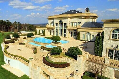 Mansion Home is where the heart is Pinterest Mansion
