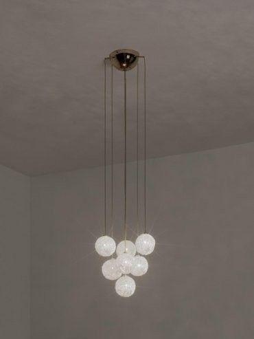 Pendant lamp Catellani & Smith Sweet Light Chandelier