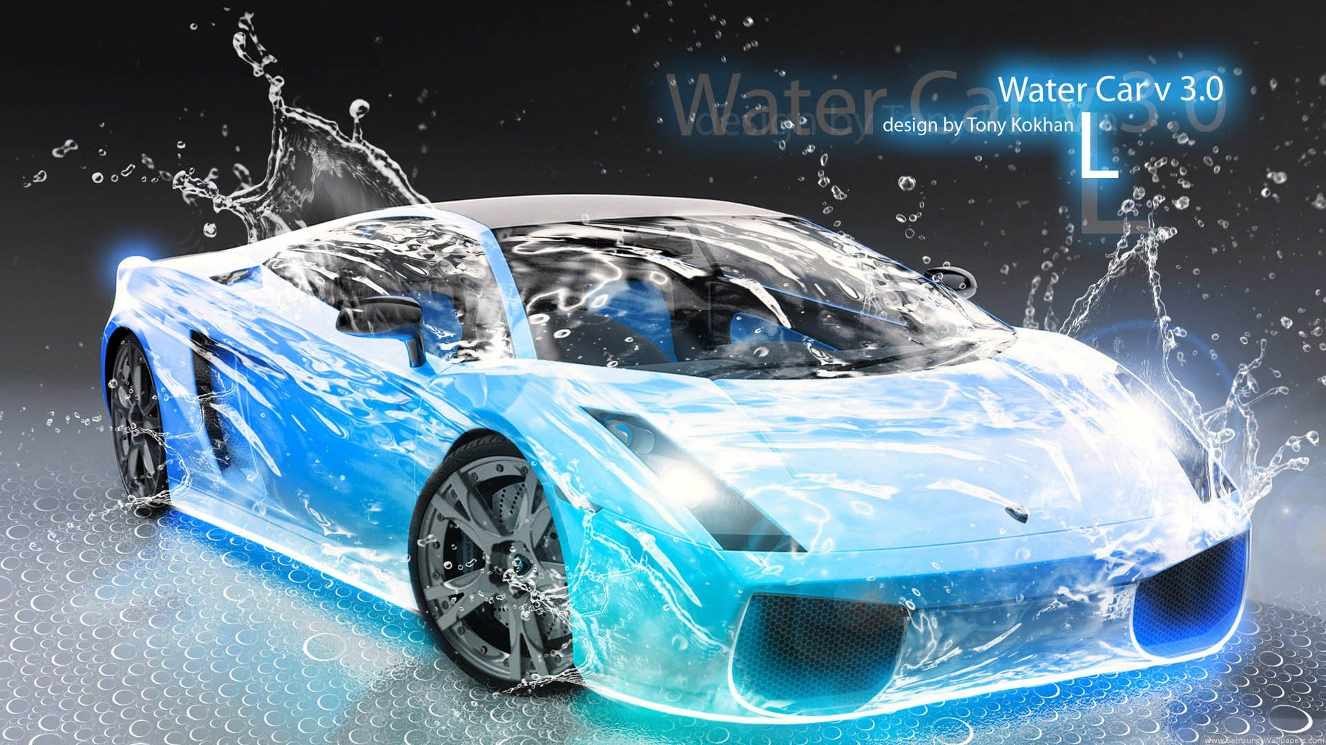 Blue Lamborghini Wallpapers Mobile