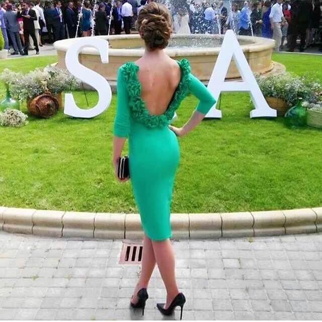 casarcomgraca weddingplanner inspiration convidadas vestido verde
