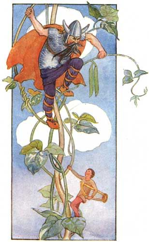 Margaret Tarrant's Jack and the Beanstalk