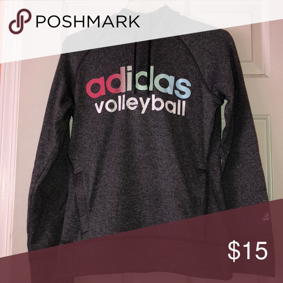 Good Crackling The Volleyball Of Adidas Sweatshirt ConditionSome YgybvIf76m