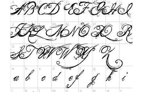 Letras Para Tatuajes Las Mejores Letras Para Tatuajes Que