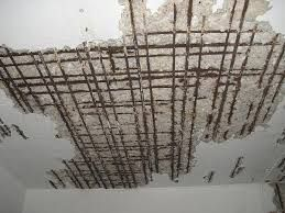 Spalling Occurs When Extreme Temperatures Weaken The Surface Of Concrete Masonry Or Brick Causing It To Chip Pit And Scar T Concrete Masonry The Expanse