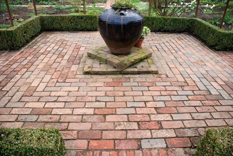 17 Best 1000 images about sidewalk brick walkways patios on Pinterest