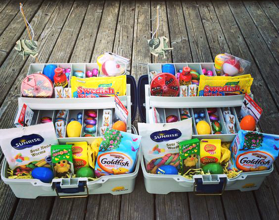 25 great easter basket ideas easter bright and holidays instead of grabbing the same old wicker easter basket from the store switch it up negle Image collections