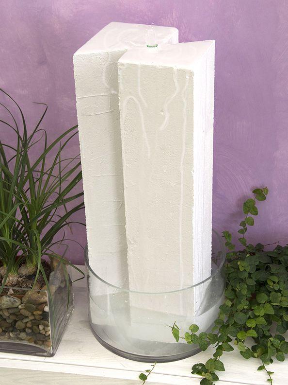 zimmerbrunnen diy selbermachen pinterest brunnen zimmerbrunnen und porenbeton. Black Bedroom Furniture Sets. Home Design Ideas