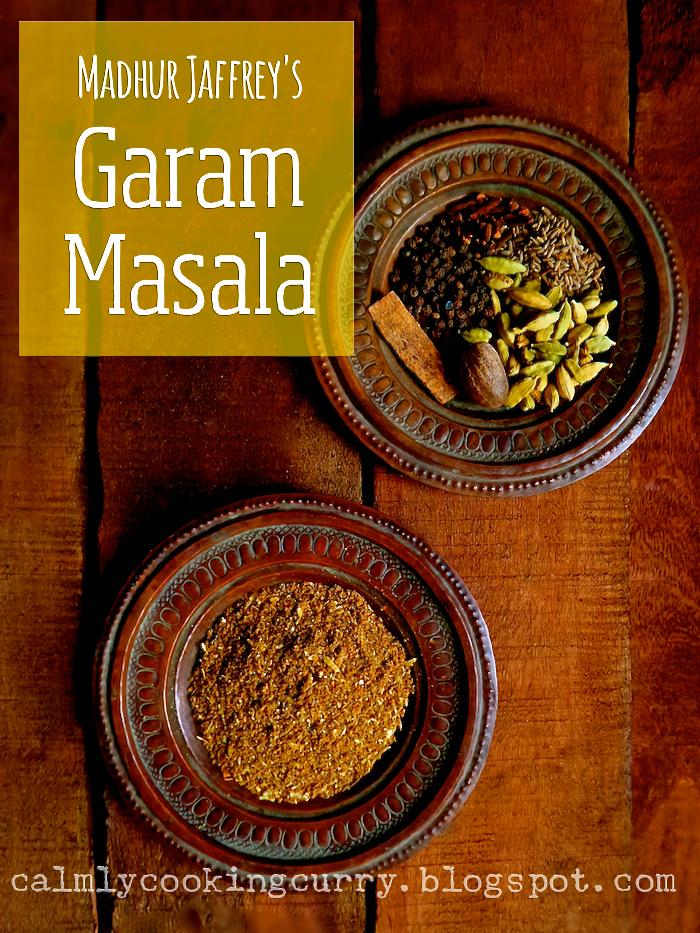 Madjur Jaffrey Rezept Garam Masala Einfach Indisch Kaffeemuhle Gewurzmischung Kardamom Nelken Kreuz Garam Masala Madhur Jaffrey Recipes Madhur Jaffrey
