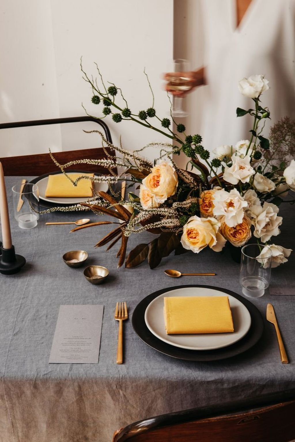 Seven Table Setting Ideas We Re Loving For A Holiday Dinner