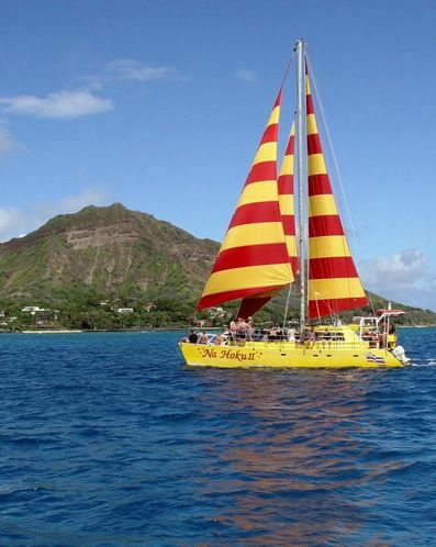 Na Hoku II Catamaran Cruises - Hawaii booze cruise ...