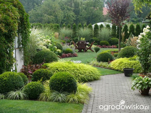 Photo of A small but large garden;) Gar – conservatory ideas
