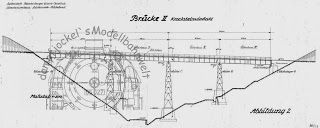 dampfjockel's modellbahnwelt : 7. Krocksteinviadukt der Rübelandbahn in H0