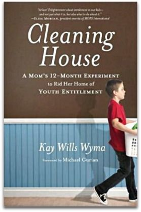 Teaching Kids Responsibility: Cleaning House Book Cover