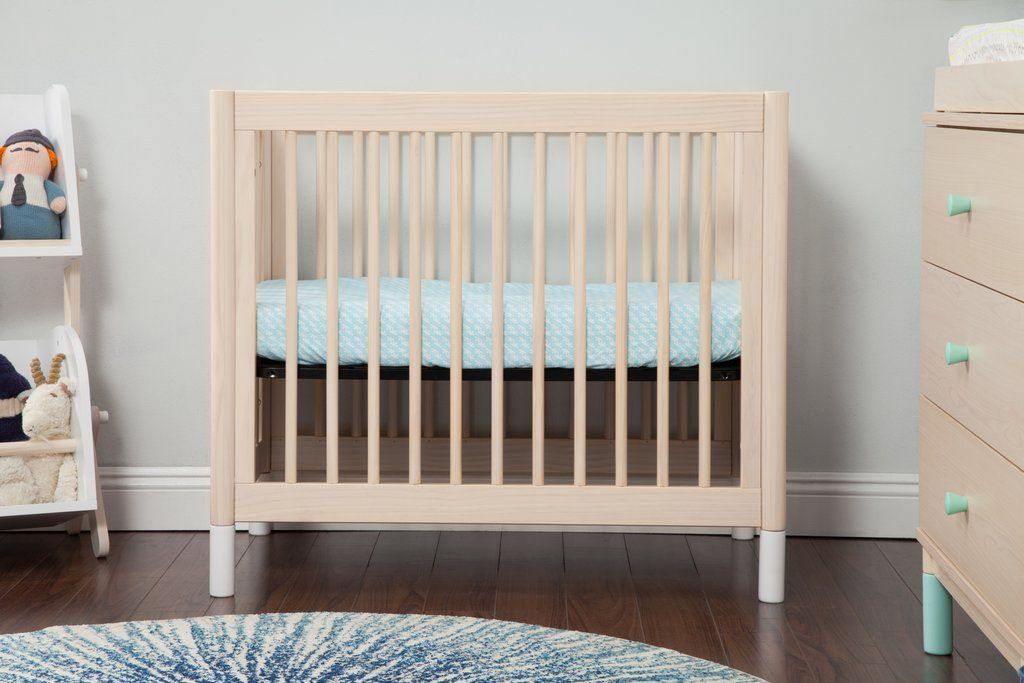 Gelato 2 In 1 Mini Crib Mini Crib Cribs Small Space Nursery
