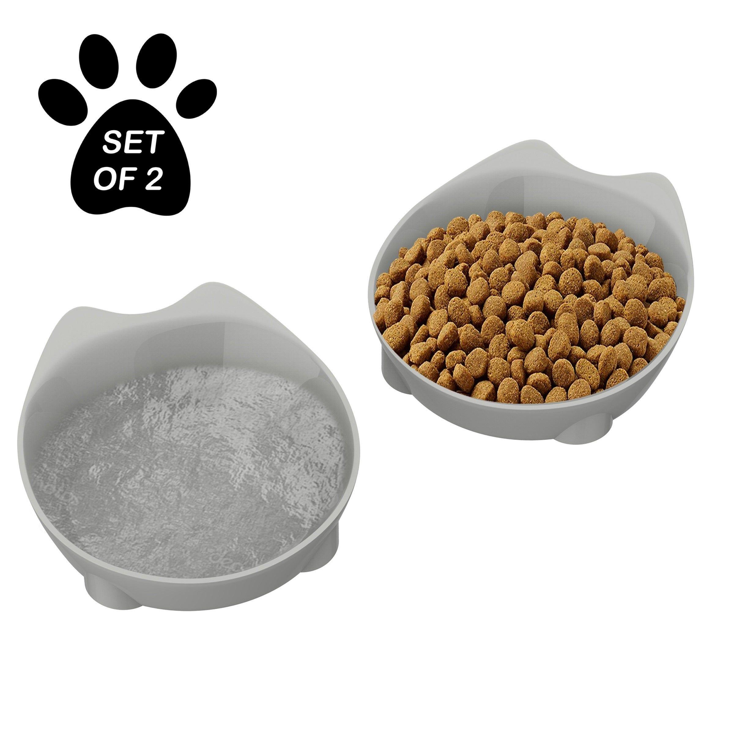 Petmaker Whisker Relief Silvertone 8 Fluid Ounce Cat Shaped Cat