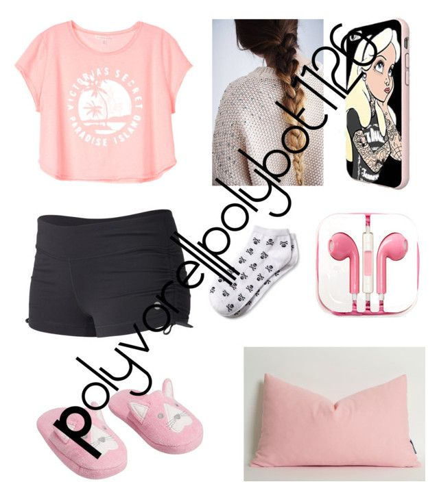 """Untitled #532"" by polybot1126 ❤ liked on Polyvore featuring Victoria's Secret, Roxy, Banana Republic and PhunkeeTree"