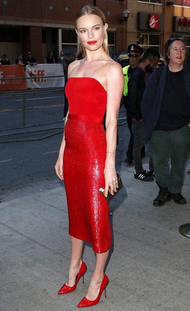 BEST LOOK: Kate Bosworth w Hugo Boss