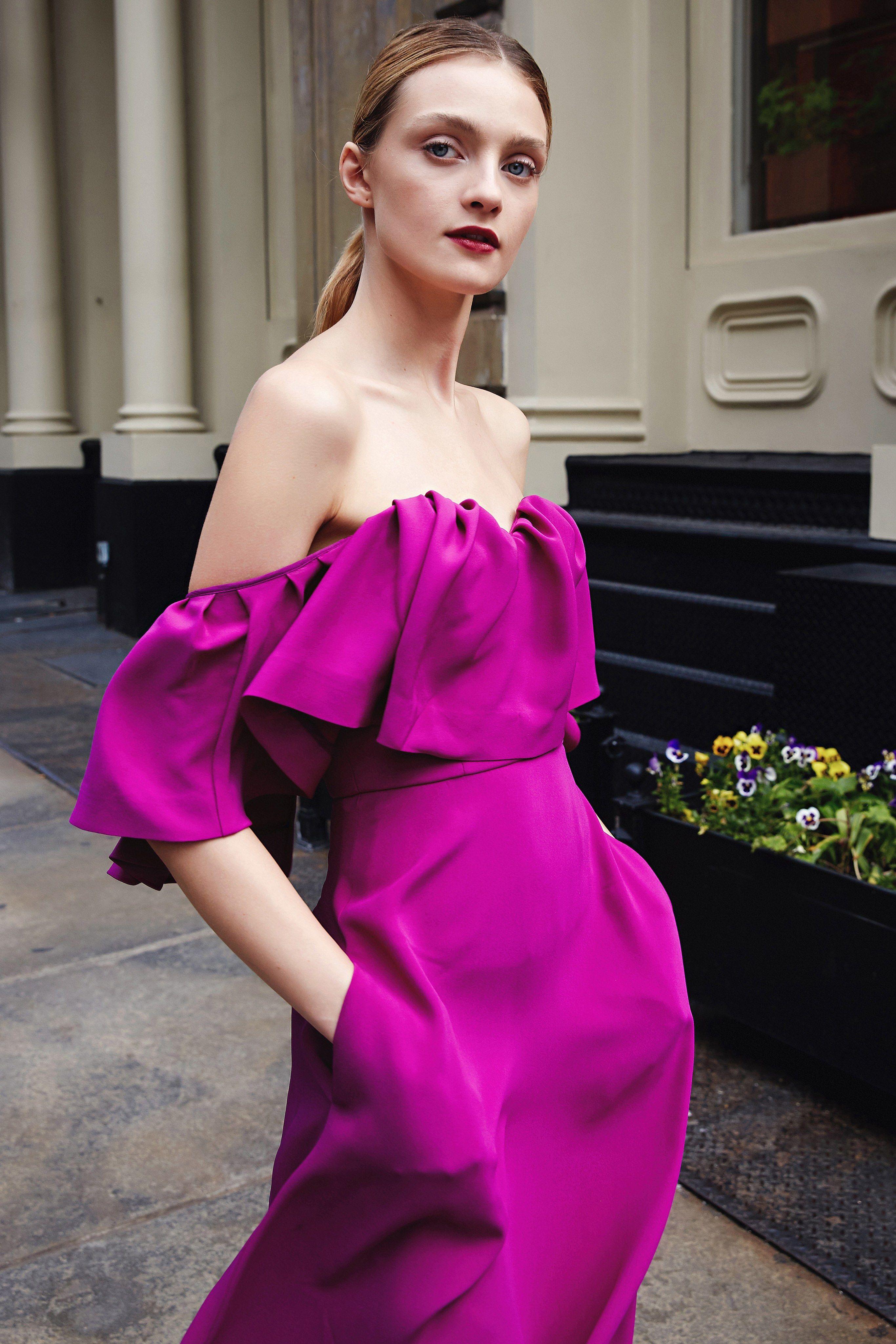 Lela Rose Resort 2019 Fashion Show | Diseños de moda, La pasarela y ...