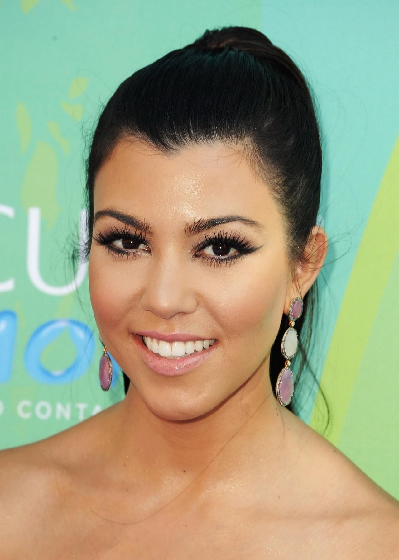 Kourtney Kardashian Makeup  Makeup  Pinterest  Kourtney