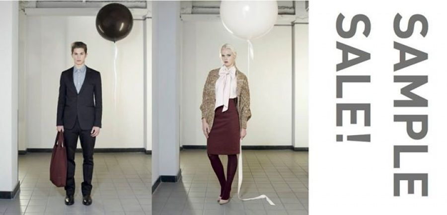 studio JUX sample sale! -- Amsterdam -- 14/02-15/02